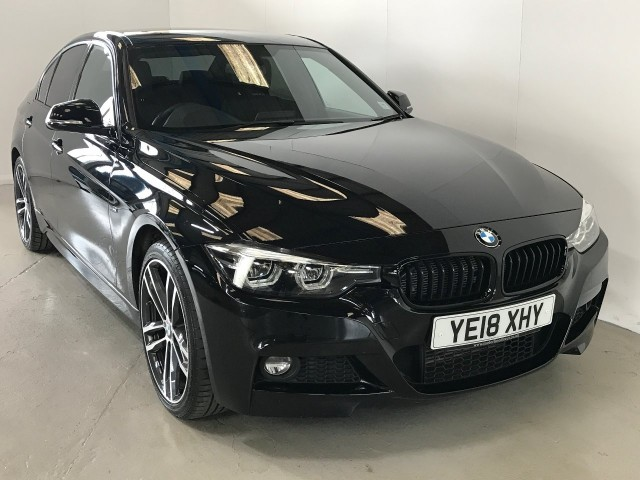 Used BMW 3 Series 320d Xdrive M Sport Shadow Edition Saloon