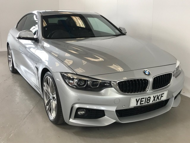 Used BMW 4 Series 440i M Sport Coupe