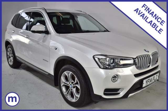 Used BMW X3 Xdrive20d Xline Suv