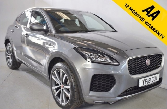 Used Jaguar E-pace R-dynamic Hse Estate