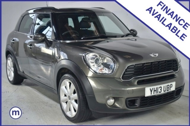 Used Mini Countryman Cooper S Hatchback