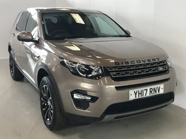 Used Land Rover Discovery Sport TD4 SE Tech Suv