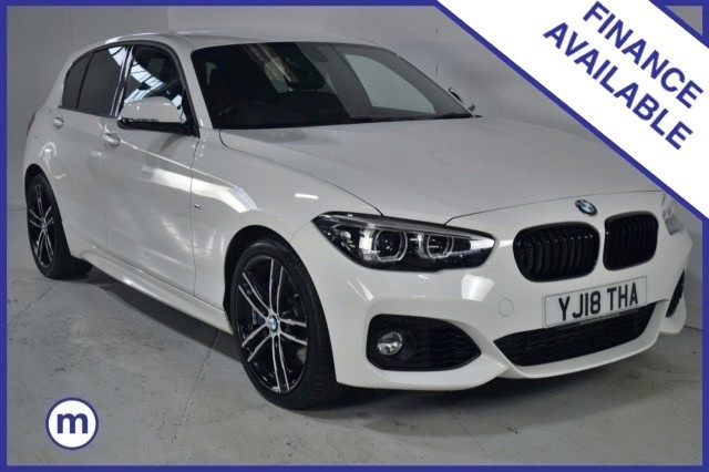 Used BMW 1 Series 118i M Sport Shadow Edition Hatchback