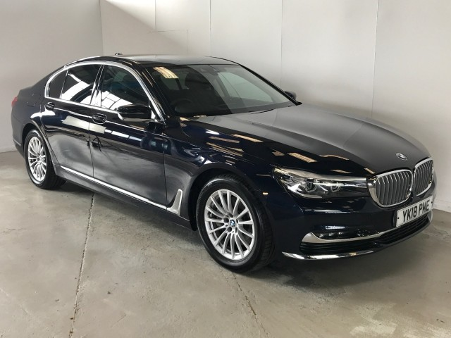 Used BMW 7 Series 730d Exclusive Saloon