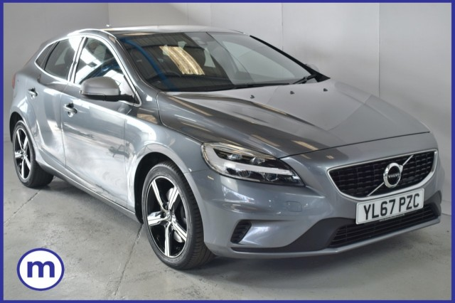 Used Volvo V40 T2 R-design Nav Plus Hatchback