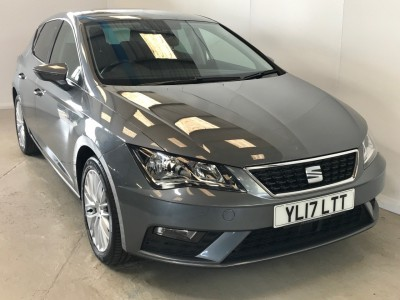 Seat Leon Tdi Se Dynamic Technology Dsg