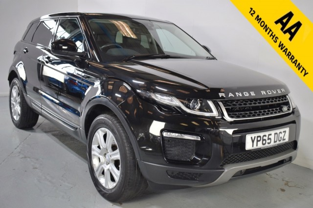 Used Land Rover Range Rover Evoque Ed4 SE Tech Suv