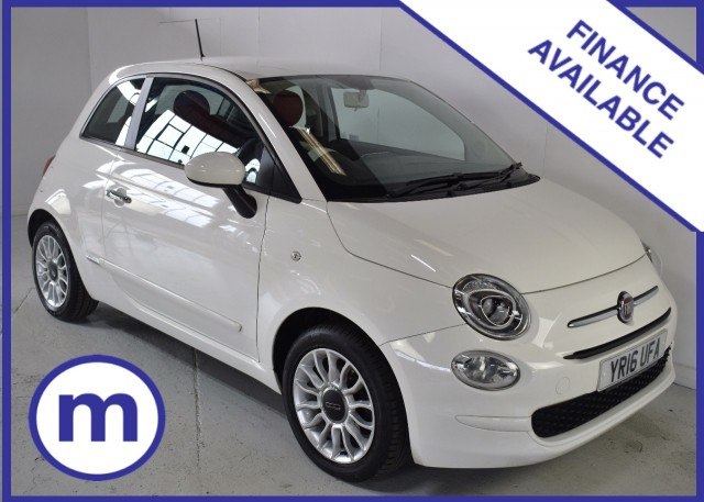 Used Fiat 500 Pop Star Hatchback