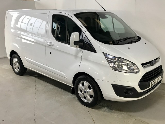 Used Ford Transit Custom 290 Limited Lr P/v Panel Van