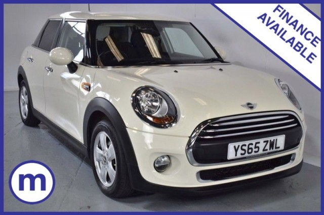 Used Mini Hatch One Hatchback