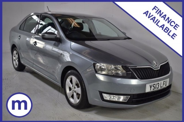 Used Skoda Rapid SE Greentech Tsi DSG Hatchback
