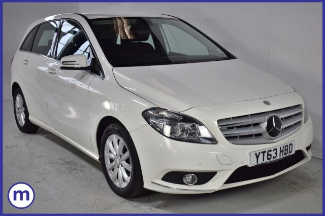 Used Mercedes Benz B-class B180 CDi BlueeffiCiency Se MPV