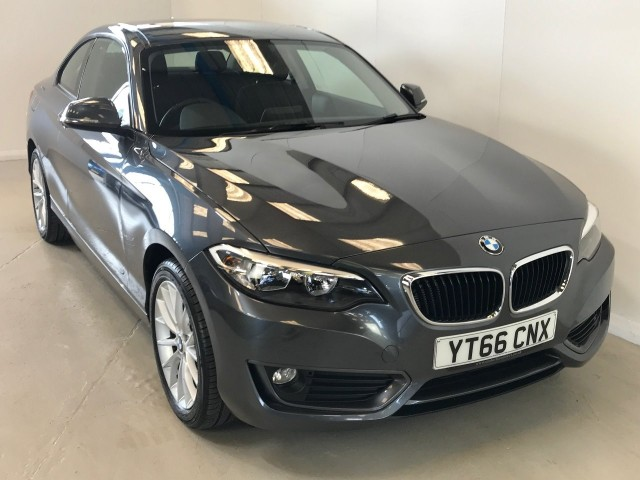 Used BMW 2 Series 218i Se Coupe