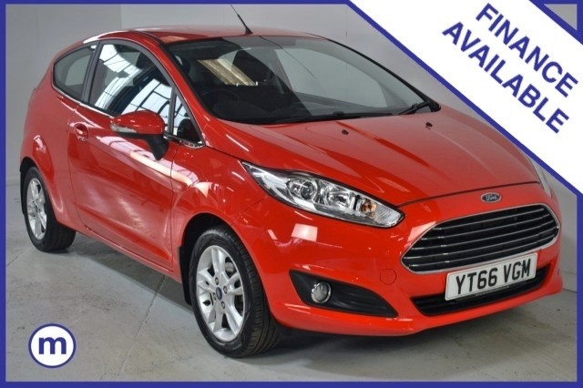 Used Ford Fiesta Zetec Hatchback